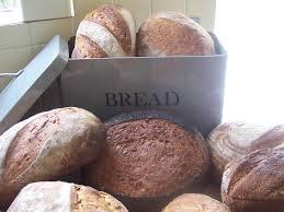 Garden Trading Kitchen Bin Blackbird Bread Bin It
