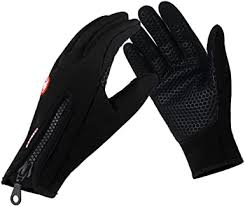 Unisex Winter Cycling Touch Screen Waterproof ... - Amazon.com