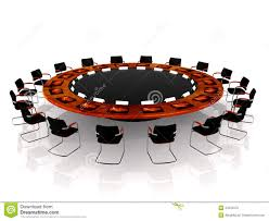 Image result for round table meeting