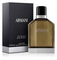 Мужской аромат <b>EAU DE NUIT</b> GIORGIO ARMANI – доступные ...