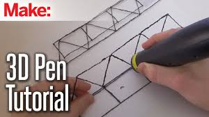 <b>3D Printing</b> Pen Tutorial - YouTube