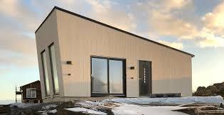 Helgelands Blad - Hus på Vega inspirert av <b>Petter Dass-museet</b>