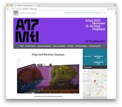 call for presentations atypi people expertise and or interest in a given topic to assist potential speakers in shaping their presentations the programme committee