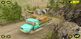 Offroad <b>Zoo Animal Simulator</b> Truck: <b>Farming</b> Games - Apps on ...