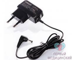 <b>Адаптер</b> для тонометра <b>Omron AC Adapter</b>-<b>S</b>