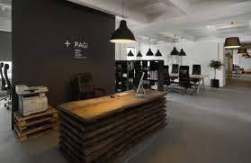 open plan reception design best office reception areas