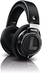 <b>Philips SHP9500</b> Hifi Precision Stereo Over-Ear Headphones (Black ...