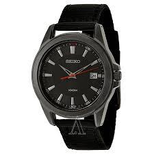 seiko strap sgeg91 men s watch watches seiko men s strap watch