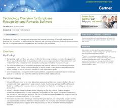 hr trends analyst findings engage the employee engagement gartner report achievers