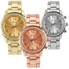 HappyDeal <b>Fashion Ladies</b> Wrist Watch <b>Women Girl</b> Unisex Special ...