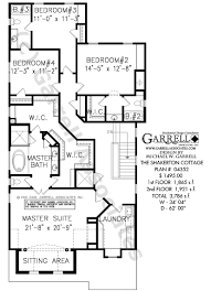 Shakerton Cottage House Plan   House Plans by Garrell Associates  Inc Shakerton Cottage   Victorian House Plans  Luxury House Plans