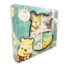 Disney <b>Baby</b> Winnie the Pooh 5 pcs <b>Baby</b> Clothes <b>Gift</b> Set   Shopee ...