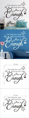 quotes sayings wall sticker inspiration inspirational