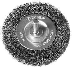 Купить Кордщетка ЗУБР 35198-075 профессионал 75 мм в ...