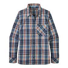 <b>Рубашка Patagonia Long-Sleeved</b> Havasu женская - купить в ...