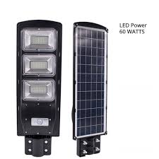 <b>Street Light</b> - <b>Solar LED Street Light</b> 20, 40, 60 WT Wholesale Trader ...