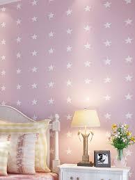 Buy Wallpaper <b>Simple</b> Style Pentagram Pattern Living Room Kids ...