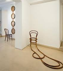 artistic chair installation art artistic furniture