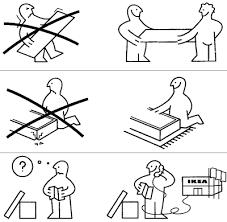 unless assembling ikea chair