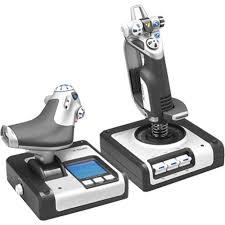 Купить <b>джойстик Logitech G</b> Saitek X52 Flight Control System в ...