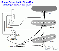 quick & easy bridge pickup add in wiring mod [archive] guitar 3 Pickup Guitar Wiring quick & easy bridge pickup add in wiring mod [archive] guitar discussion forum the fret 3 pickup guitar wiring diagrams