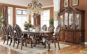 Formal Dining Room Furniture Country Formal Dining Room Presenting Some Vintage Dining Chairs