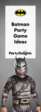 Batman Party Games & Activities | Xander
