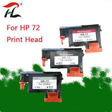 Совместимость для <b>hp</b> 72 <b>hp</b> 72 <b>Печатающая головка</b> C9380A ...