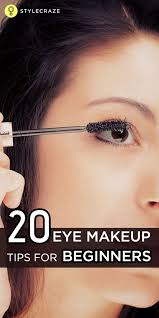 are you a beginner in applying eye makeup here 20 simple and amazing tutorial