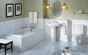 bathroom remodel whitewash