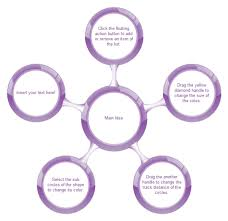 circle spoke diagram   modify the circle spokes easilycircle spoke diagram examples