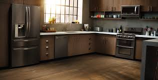 black and stainless kitchen  images about lg limitless designs on pinterest kitchen shop technology and a professional