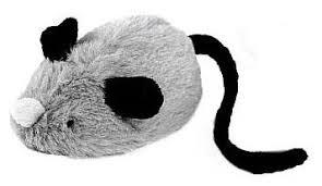 <b>Игрушка</b> для кошек <b>GiGwi Cat Toys</b> Мышка со звуковым чипом ...