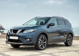 <b>Защита переднего бампера d42</b> уголки Rival для Nissan X-Trail ...