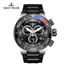 reef tiger rt luxury casual watches for men rose gold alligator strap tourbillon automatic rga1999