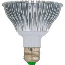 <b>Лампа светодиодная</b> для выращивания рассады E27 <b>7 Вт</b> в ...
