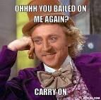 bailed
