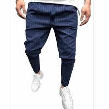 Для мужчин новый боковой карман карандаш брюки <b>джоггеры</b> ...
