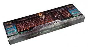 <b>Клавиатура Dialog Gan-Kata</b> KGK-15U USB, black проводная ...