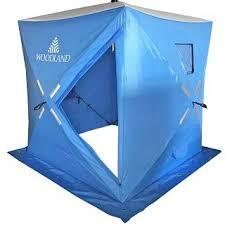 <b>Зимняя палатка куб Woodland</b> Ice Fish 4 New купить недорого в ...
