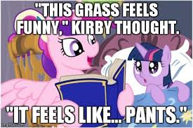 Feels so funny | My Little Pony: Friendship is Magic | Know Your Meme via Relatably.com