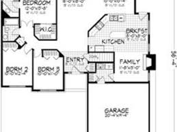 Single Story House Plans Without Garage   mexzhouse com Small House Bedroom Bedroom House Floor Plans   Garage