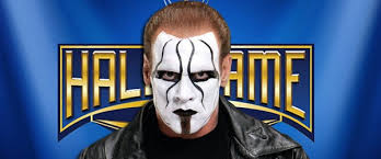 Image result for wwe sting hall of fame