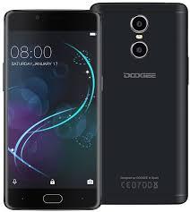 Мобильный <b>телефон Doogee</b> Shoot 1 (черный)