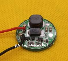 Cree XHP50 Led Driver One Mode Output <b>DC</b> 6V <b>Input DC12</b>-<b>24V</b> 2 ...