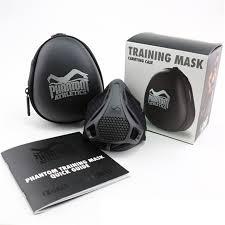 <b>Дыхательный тренажер Training Mask</b> Phantom Athletics   www.gt ...