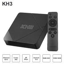 <b>mecool KH3 android</b> 10.0 smart tv box Allwinner H313 Quad core ...