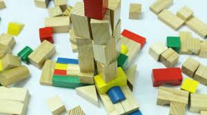 Wooden <b>Building Blocks</b> Toys for Children - YouTube