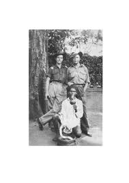 Germany World War II    children and the military FILATELIA fi In Hanoi  Going Forward and Backward