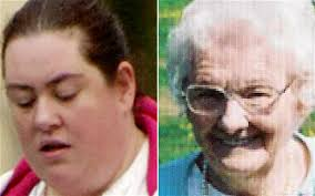 Jeanette Judge, left, would scream at patients and force them to take medication. Edith Smith, right, was among Judge's victims Photo: CASCADE NEWS - si_2126614b